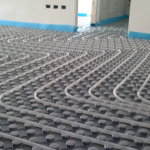 Posa impianti idraulici sanitari e per riscaldamento a pavimento