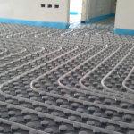 impianto a pavimento verona